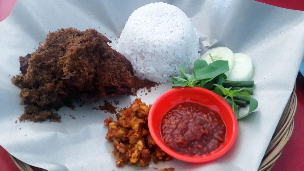 Ayam Goreng Rempah Acil Atmah, Jl. Karang Anyar I Banjarbaru